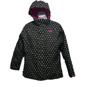 The North Face Hyvent Winter Coat - Girl's